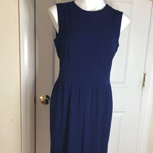 Talbots sleeveless dress Petite